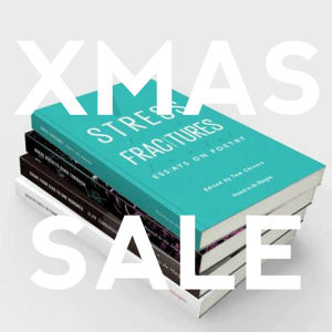 Great deals on poetry and experimental fiction in our Christmas Book Sale
